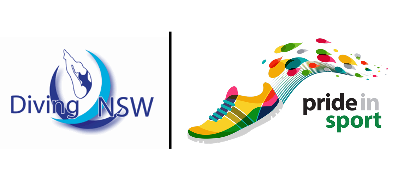 diving nsw and pis logos