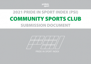 PSI COMMUNITY CLUB Submission Document